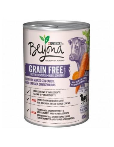 Purina Beyond Grain Free húmedo Buey