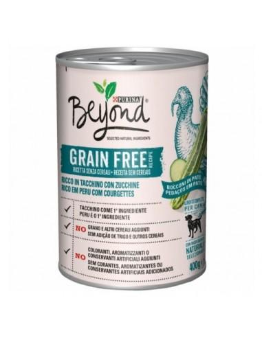 Purina Beyond Grain Free húmedo Pavo