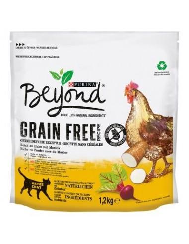 Purina Beyond Grain Free Pollo para gatos