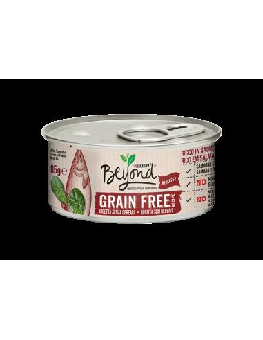 Purina Beyond Grain Free Mousse de Salmón