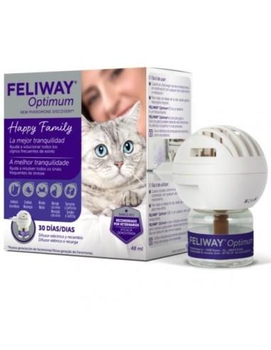 Feliway Optimum Happy Family Difusor