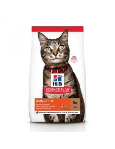 Hill's Science Plan Feline Adult Cordero