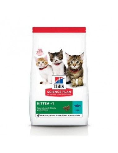 Hill's Science Plan Feline Kitten Atun