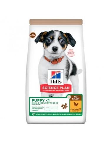 Hill's Puppy  No Grain Science Plan con pollo