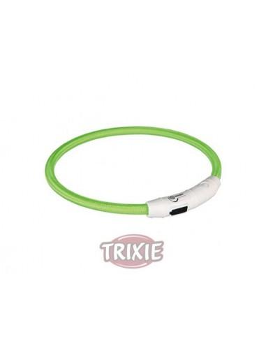 Trixie Collar  Luminoso  USB XS-XL