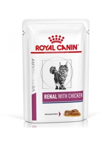 Royal Canin Feline VD Renal Bolsita Pollo