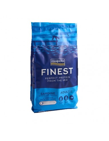 Fish4Dogs Finest Sardina Adulto Mini