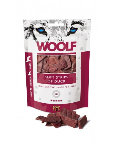 Woolf Snack Filete Tierno de Pato
