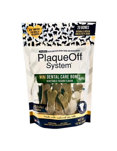 Plaqueoff Dental Care Mini Veggie