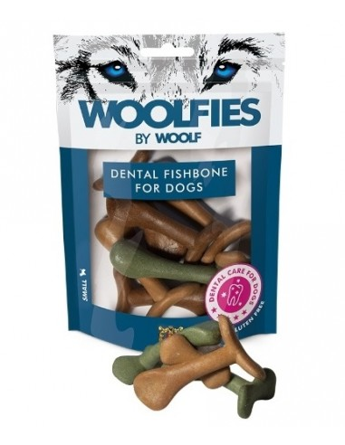 Woolfies Dental Woolf Fishbone