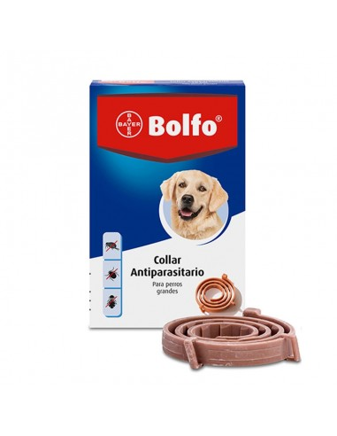Bolfo Collar Antiparasitario Perros Grandes